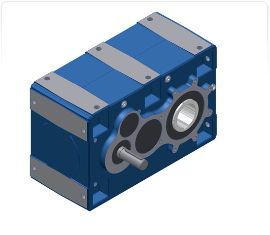 PARALLEL SHAFT GEARBOXES TYPE: PL & MPL